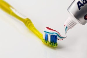 proper oral hygiene