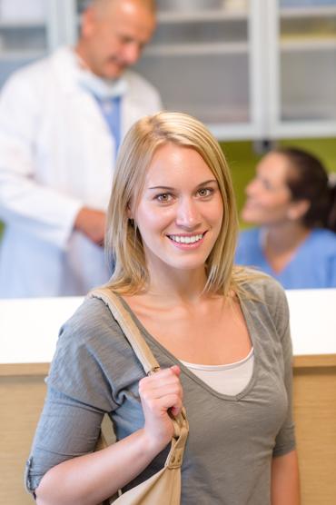 greater self-esteem after dental treatment