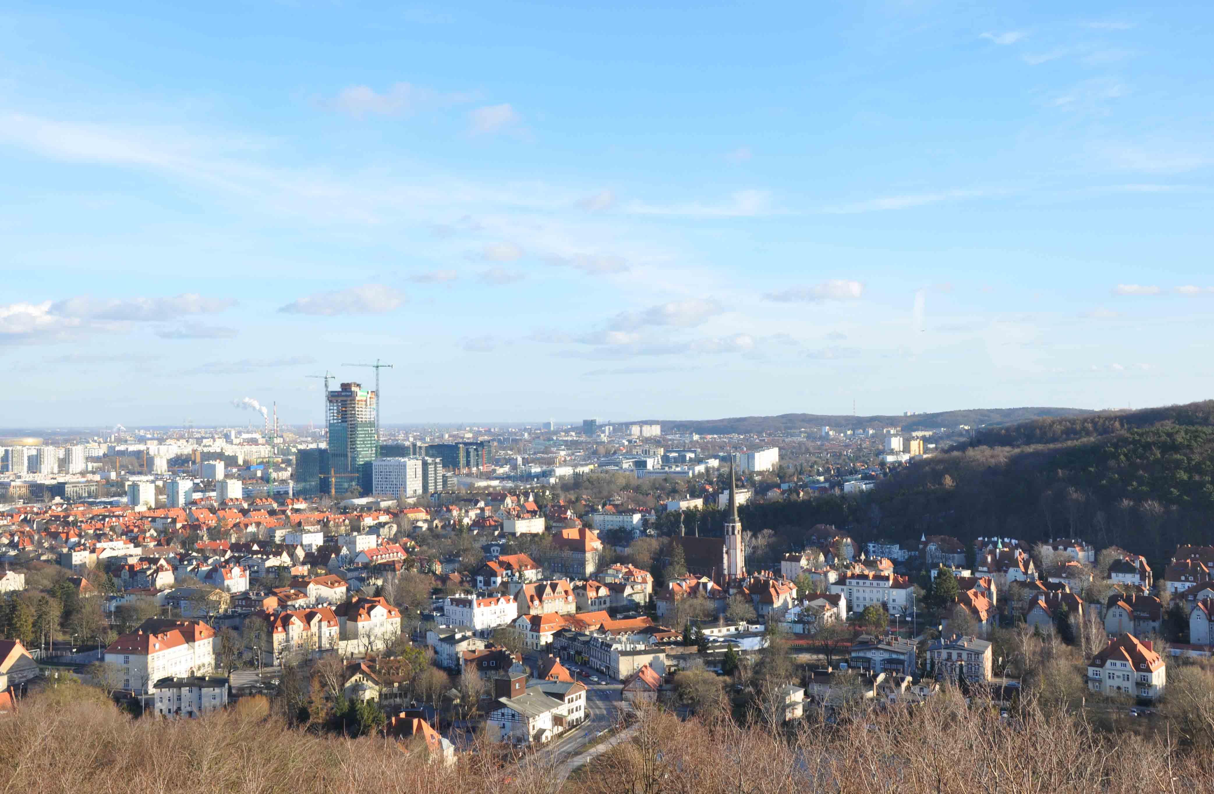Observation Tower Pacholek, Gdansk