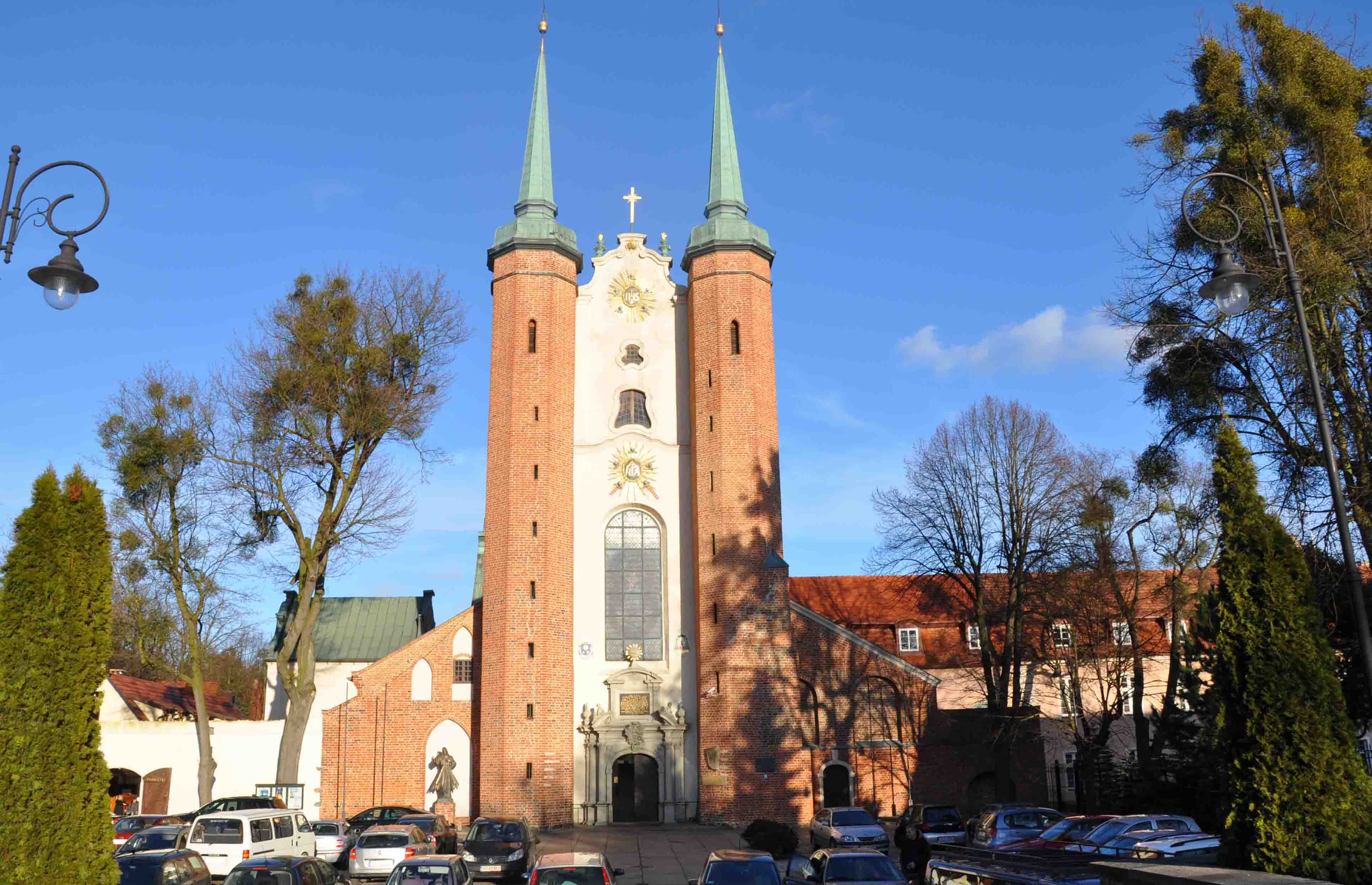 Oliwa Cathedral, Gdansk