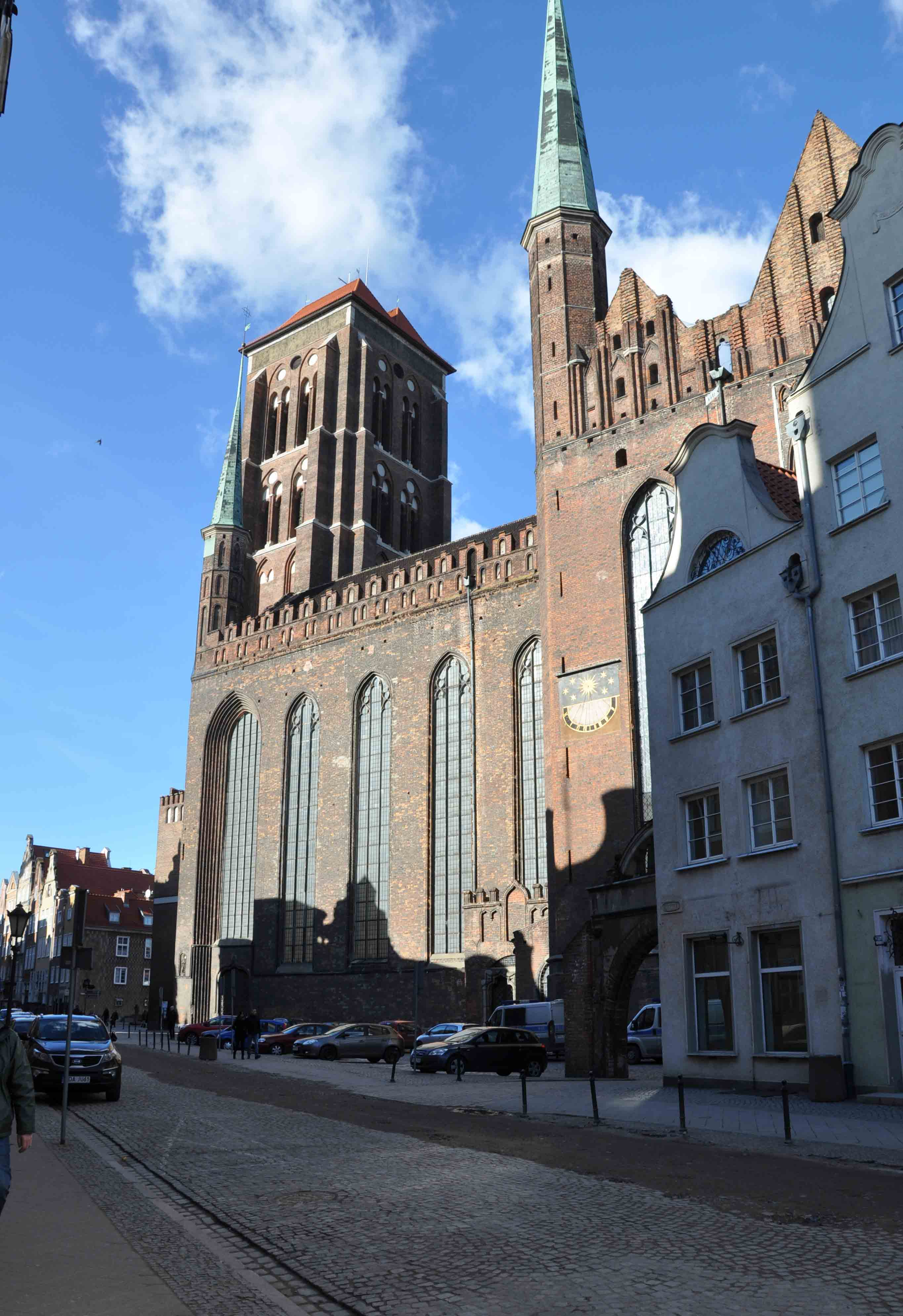 St. Mary's Church-Gdansk