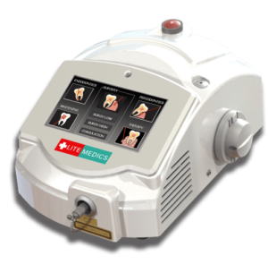 Diode Laser LiteMedics can be applied to gum treatment, oral disease treatment, endodontics, teeth whitening, and periodontics and channel disinfection.