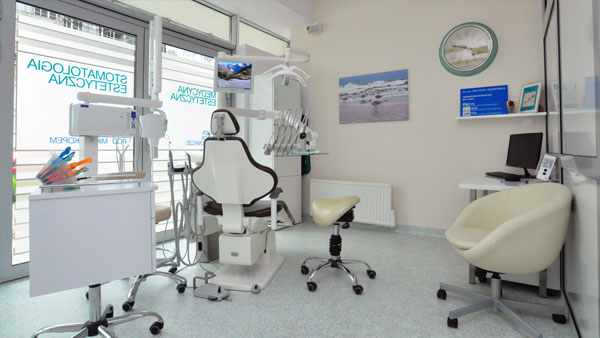 Dental office in Poland-Gdansk